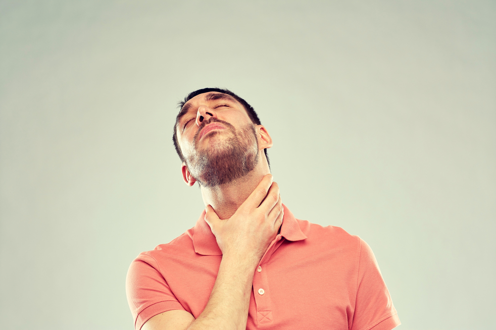 Front Neck Pain